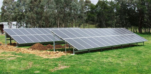 Off grid solar systems with battery back up can produce zero electricity bills