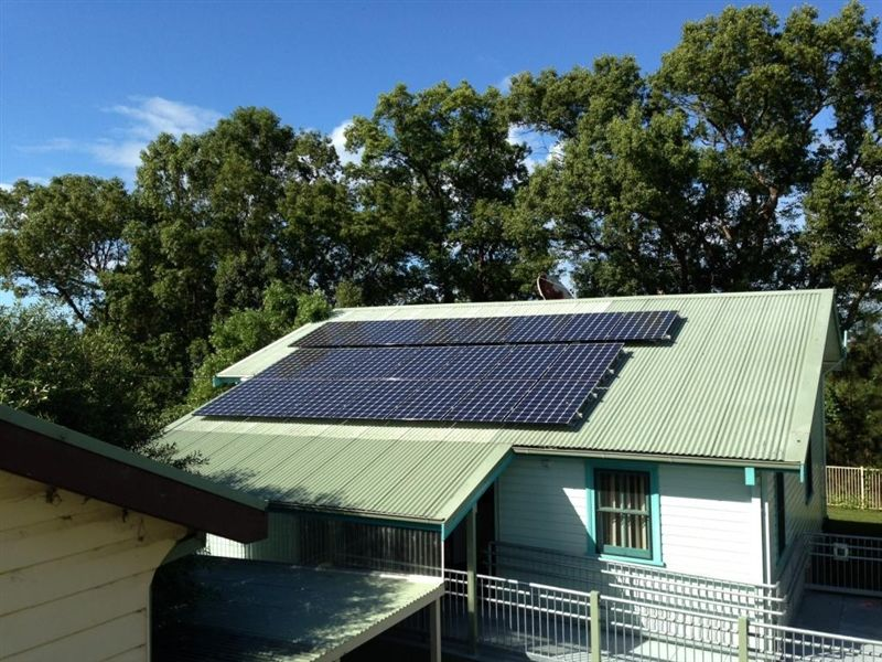 5.5kW is a solid size for residential solar power systems