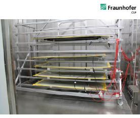 LG solar panels have been tested for PID in Fraunhofer and TUV testing laboratories in Germany